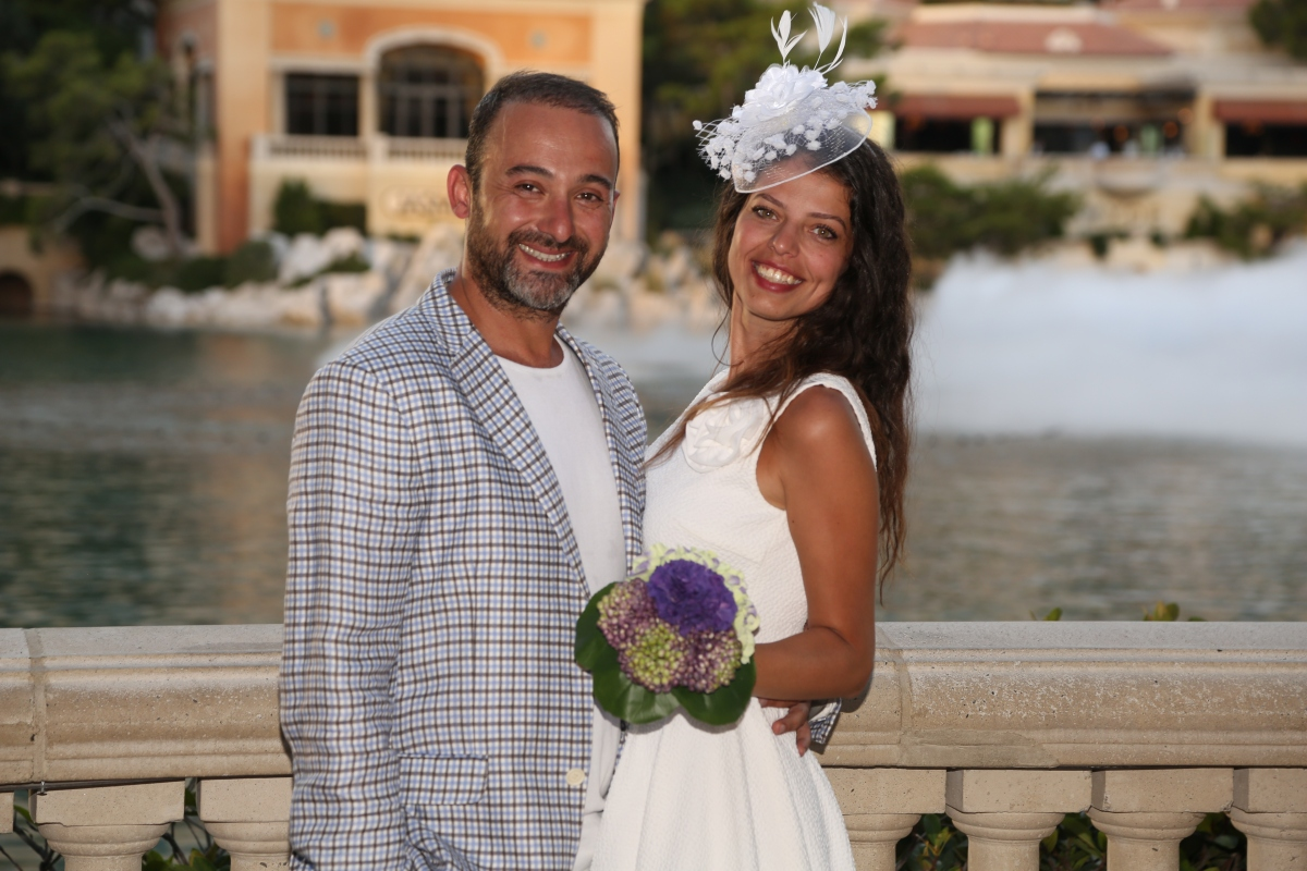 Las Vegas'ta Evlenmek