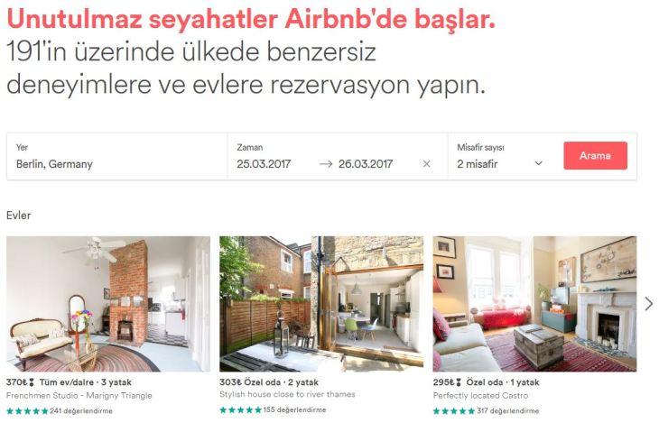 airbnb ipuçları