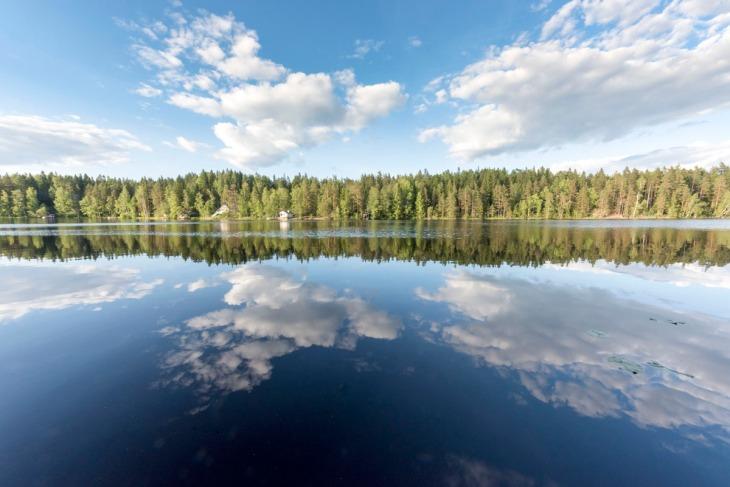 nuuksio doğal parkı