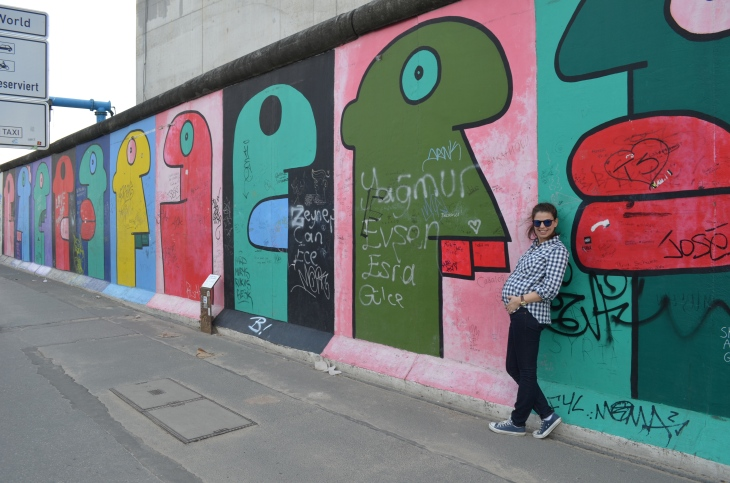 berlin duvarı hamile tatil