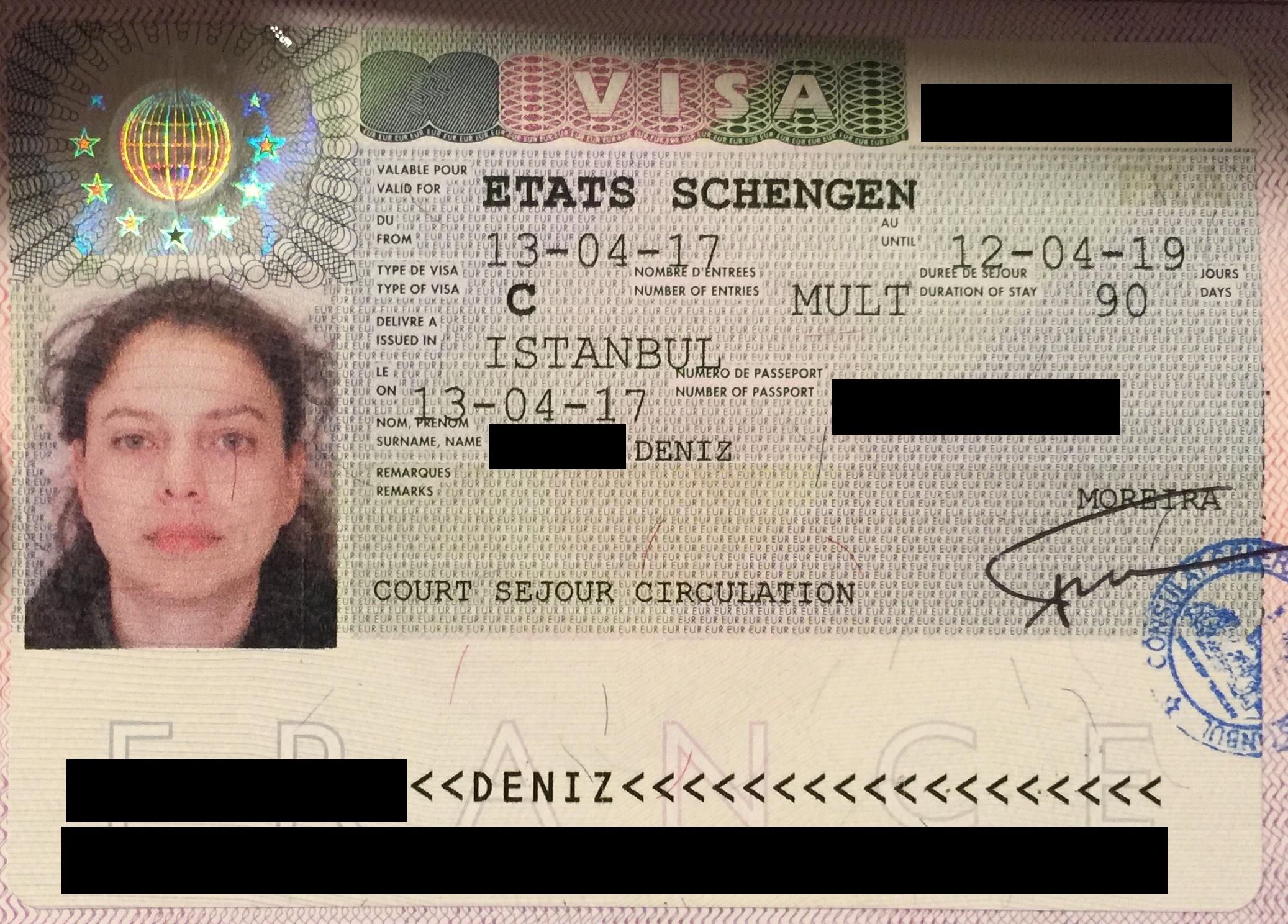Turistler için bilgi: Schengen vizesine nereden başvurabilirim
