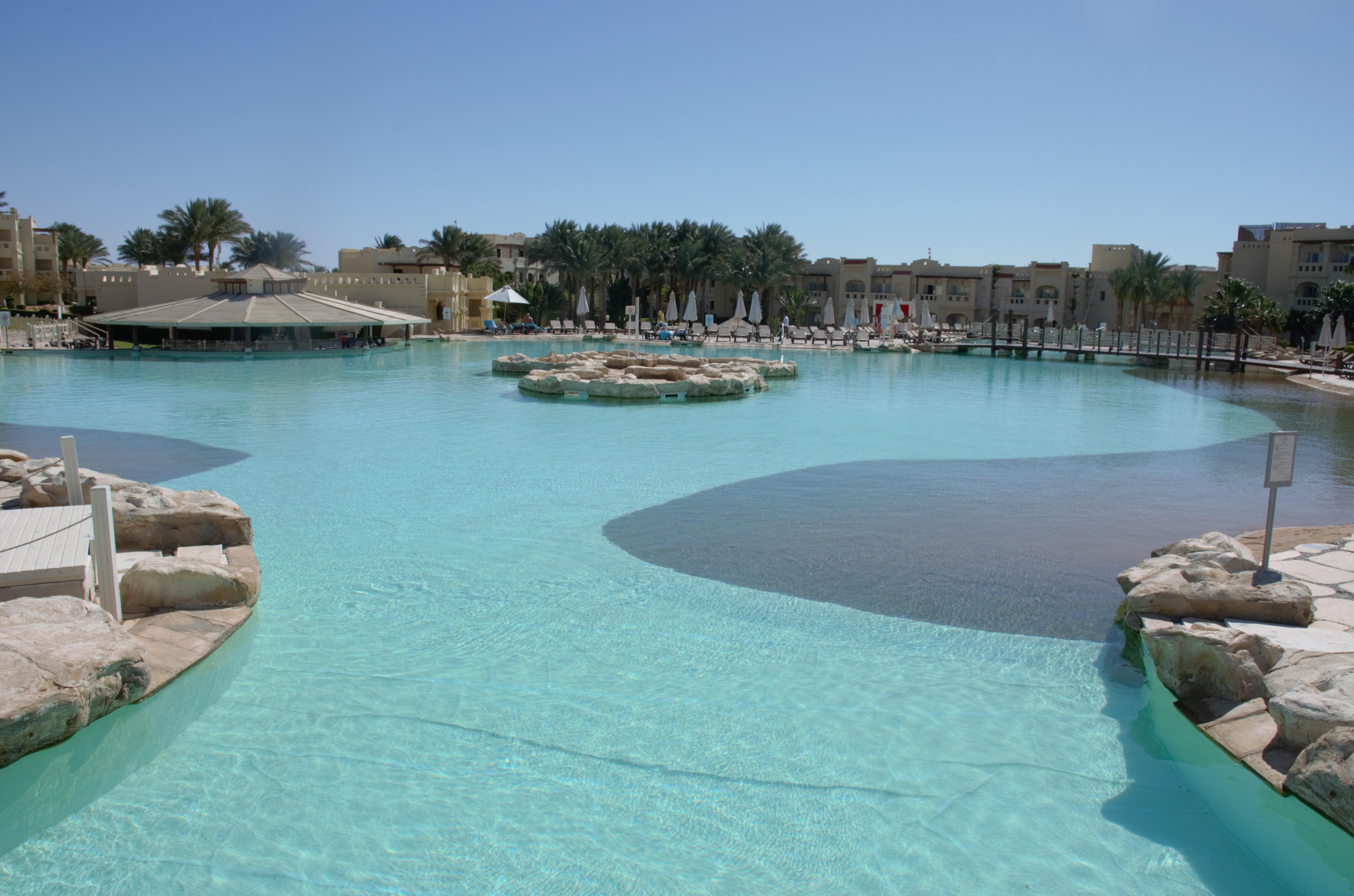 Mısır, Taba - dalış için bir cennet ve çocuklu aileler
